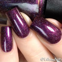 Supernatural Lacquer-The Witch's Heart