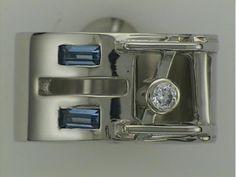 Sapphire and Diamond Ring Sapphire, Kitchen Appliances, Jewellery, Diamond, Rings, Diy Kitchen Appliances, Home Appliances, Jewels, Schmuck