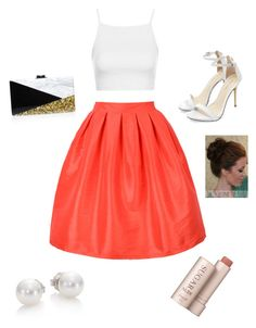 """""""Hyland"""" by tugowore ❤ liked on Polyvore featuring Topshop, Mikimoto and Fresh"""
