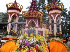Panagbenga (Flower festival) - Baguio, Philippines