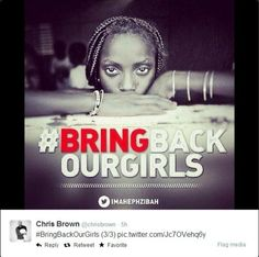 Girl from Viral #BringBackOurGirls Photo is Not a Kidnapped Nigerian Schoolgirl