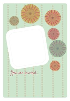 #BabyShower #Invitation - Free Printable
