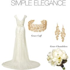 Stella & Dot Bridal by elizabeth-schaeffer-harley on Polyvore featuring Phase Eight and Stella & Dot