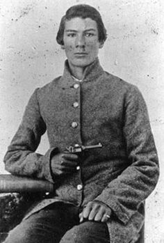 "Luther L. Penley, a 17 year old farmer, enlisted as a Private in Company B, ""The Watauga Marksmen"" on 14 September 1861. 37th NC He died of unknown causes at Brook Church, Virginia on 20 July 1862."