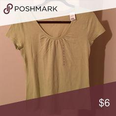 Ann Taylor Loft tshirt NWT Cute shirt for under cardigans. NWT Ann Taylor Tops Tees - Short Sleeve