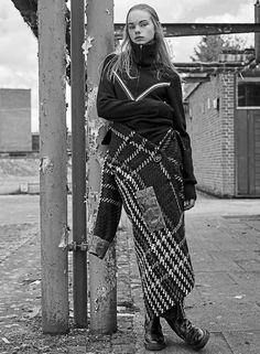 Fashion Copious - Sophia Ahrens & Estella Boersma by Karim Sadli for Vogue Italia August 2015