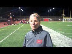 ▶ WPI Field Hockey vs. Clark Post-Game Interview - head coach Lisa Moreau - 10/8/13