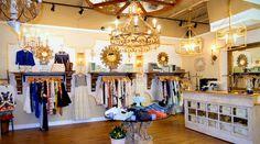 Bridge Boutique - Love the layout of this boutique