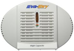 New and Improved Eva-dry E-500 Renewable Mini Dehumidifier