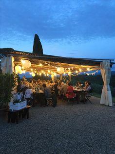 lights #fattoria la loggia