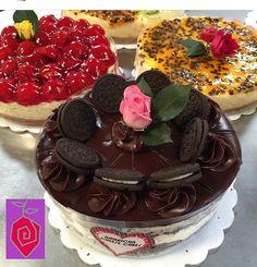 Oreo Cheesecake, Desserts, Food, Deserts, Tailgate Desserts, Essen, Postres, Meals, Dessert