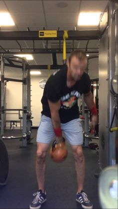 Set one 24 kg x 6 minute set. 28 kg x 6 minute set. 5 minute rest 24 kg x 6 minute push press set. Kettlebell Training, Gym Equipment, Competition, Exercise, Sports, Ejercicio, Hs Sports, Excercise, Exercises