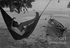"#Sabai Sabai #Print. South Thailand beach scene. ""Sabai"" means ""take it easy""."