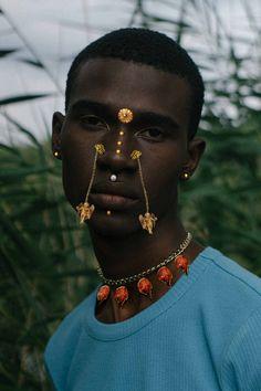 Ideas afro punk fashion inspiration for 2020 Afro Punk, Black Is Beautiful, Black Boys, Black Men, Pretty People, Beautiful People, Fotografie Portraits, Portrait Photography, Fashion Photography