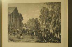 Original Valtionhotelli in the 1870's Imatra