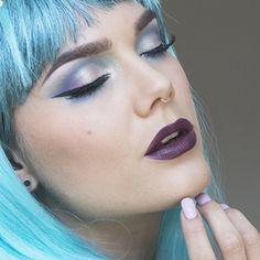 @lindahallbergs And the lids #lindahallberg #mua #makeup #fotd 1w