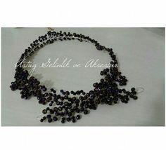 Crochet Necklace, Like4like, Charmed, Bracelets, Jewelry, Amazing, Fashion, Moda, Jewlery