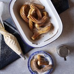 It's #milktartweek so even churros must be stuffed with milk tart. Milk Tart, Tart Filling, South African Recipes, Churros, Cinnamon Sticks, Recipe Ideas, Cooking, Breakfast, Food