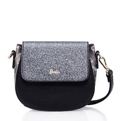 Barbie Shining Series Twinkle Pig-shape Pure-color Women Cross-body Bag -BBFB386 * Visit the image link more details.