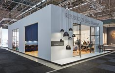 A cozy house presents the product range from REPUBLIC OF Fritz Hansen and Lightyears. www.ambiente.dk