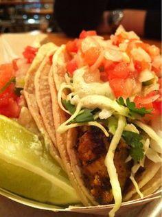 Mahi Mahi tacos from Gott's Roadside