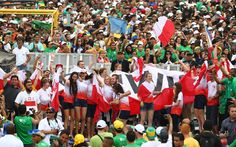 FOTOS: Jornada Mundial da Juventude 2013