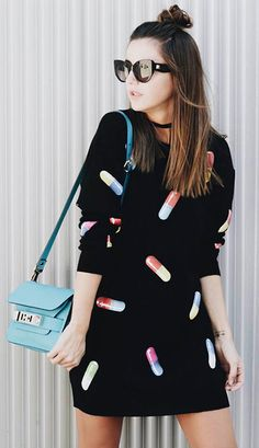 cute sweatshirt dress