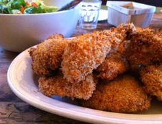 Best Oven Fried Chicken