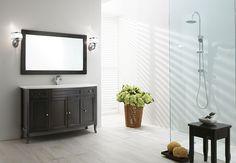 Eban Abate Ceramiche Double Vanity, Flat Screen, Gallerie, Mirror, Bathroom, Furniture, Home Decor, Blood Plasma, Washroom