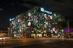Liverpool Insurgentes, a department store in Mexico City. Photography by Jaime Navarro.