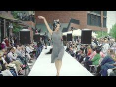 """Fashion Show """"Länge Läuft"""" 2012 im Überseequartier mit ETAGE EINS"""