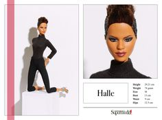 Indonesia's Supermodel- Halle