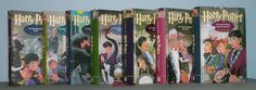 The Many Covers of Harry Potter - Finnish. The noses! The noses. The noses! Finnish Language, Harry Potter Books, Finland, Geek Stuff, Pottery, My Favorite Things, My Love, Cover, Children Books