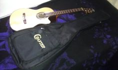 guitar Classical/Spanish mdl  Crafter CE 24/N by WMcFlameworks, $345.00