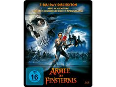 Armee der Finsternis - MM/Saturn exklusiv (Steelbook)