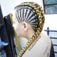- Kanekalon Braids Are Officially a Thing and Not Only for Natural Hair - The Trending Hairstyle