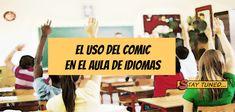 El uso del comic en el aula de idiomas