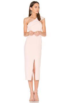 Yumi Kim That Jazz Midi Dress in Blush