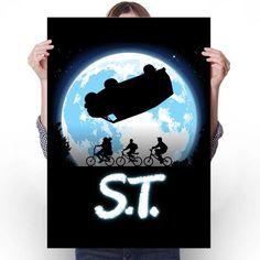 Stranger Terrestrial - Poster