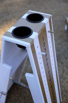 How to Build a Cornhole Scoreboard | DIY Carpentry & Woodworking - Crown Molding, Beadboard, Framing, Tools | DIY