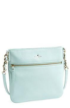 kate spade new york      kate spade new york 'cobble hill - ellen' leather crossbody bag, small available at  #Nordstrom