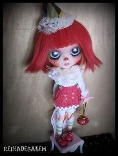 A little Pierrot by ReinaDeSalem