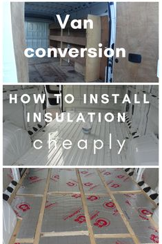 how to insulate your van conversion. Meet Duke our new van we are converting. here is an easy guide to installing insulation to your van. Van Conversion Layout, Van Conversion Interior, Camper Van Conversion Diy, Van Conversion Checklist, Van Conversion For Family, Van Conversion Plans, Van Conversion Insulation, Van Insulation, Build A Camper