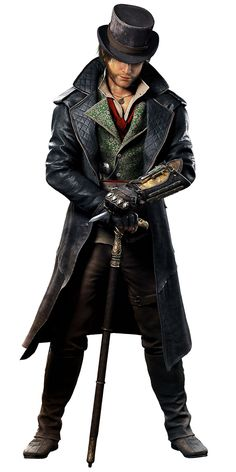 """Which """"Assassin's Creed"""" Character Are You? I got Jacob Frye from Assassin's Creed: Syndicate! Which """"Assassin's Creed"""" Character Are You? Mode Steampunk, Steampunk Costume, Steampunk Fashion, Steampunk Assassin, Steampunk Book, Fantasy Character Design, Character Inspiration, Character Art, Rogue Character"""
