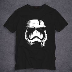 Star Wars Stormtrooper T Shirts Men Short Sleeve O Neck Top Tees Short Sleeve 100% Cotton t shirt S 5XL-in T-Shirts from Men's Clothing & Accessories on Aliexpress.com | Alibaba Group
