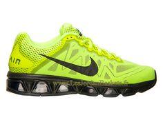 wholesale dealer 854f8 02d74 Officiel Nike Air Max Tailwind 7 Chaussures de Running Pour Homme Volt/Noir/Anthracite  683632 700