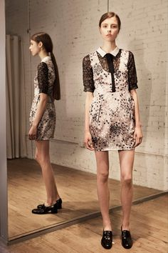 Timo Weiland Pre-Fall 2013 Collection Slideshow on Style.com