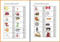 Materiales para trabajar la discriminación de los fonemas r-l-d, s-z  MATERIALES DE SONIA VILLAR