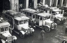 Plaza Mayor. Madrid, 1932