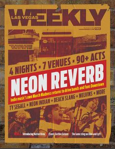 In this issue: your guide to the Neon Reverb in #dtlv